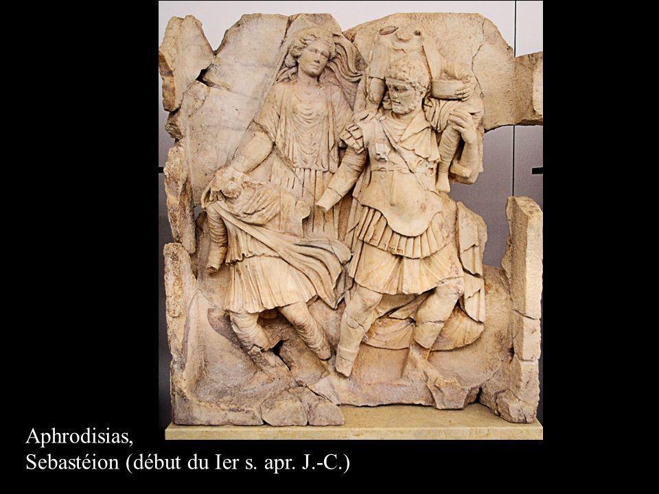 Aphrodisias, Sebastéion (début du Ier s. apr. J.-C.)