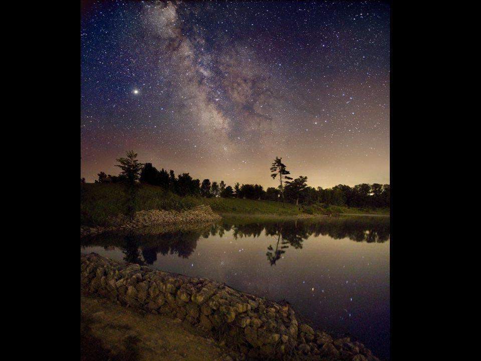 Ciel du 1 er septembre 09 à 22h00 Horizon Nord