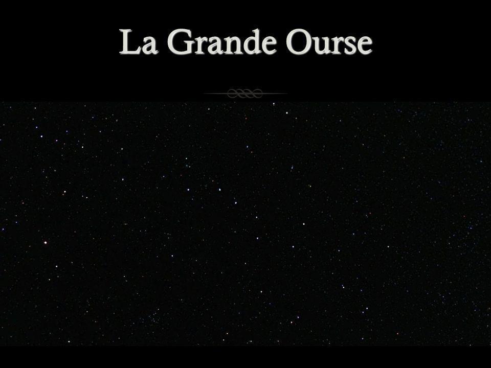 Les constellations (suite) Les anciens astronomes ont donné des noms aux étoiles les plus brillantes.