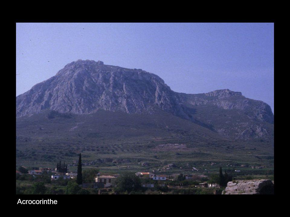 Athènes, agora, ostraka du Ve s. av. J.-C.