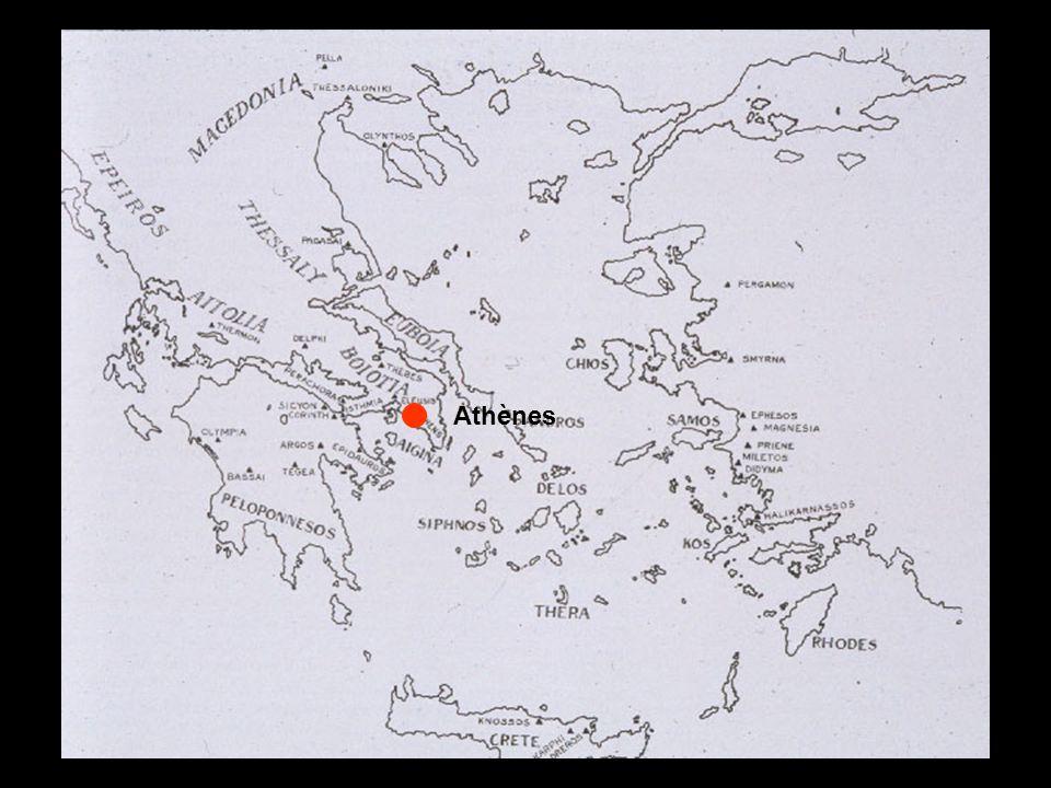 Lexpansion grecque en Méditerranée et en mer Noire
