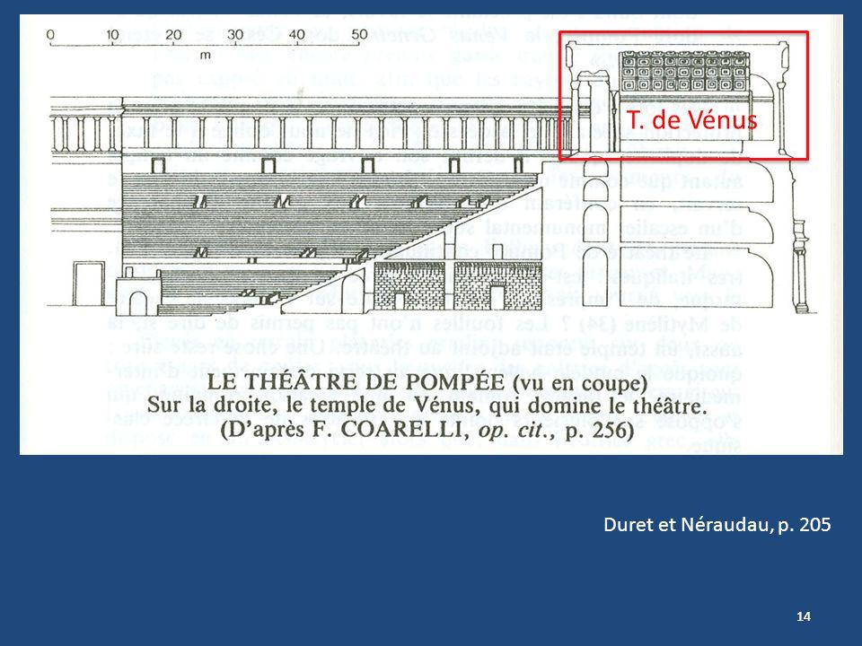 14 Duret et Néraudau, p. 205 T. de Vénus
