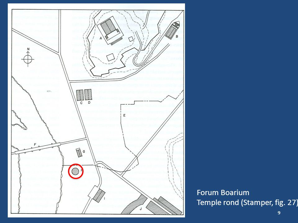 999 Forum Boarium Temple rond (Stamper, fig. 27)