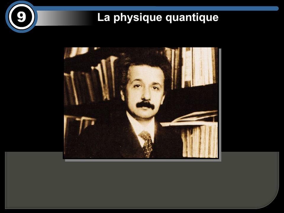 Le spectre de lhydrogène; Lévolution du modèle atomique; Le modèle de Thomson; Le modèle de Rutherford; Le modèle atomique de Bohr; Retour sur le spectre de lhydrogène; Les différentes séries; Bohr en difficulté; Le modèle quantique; Le quantum.