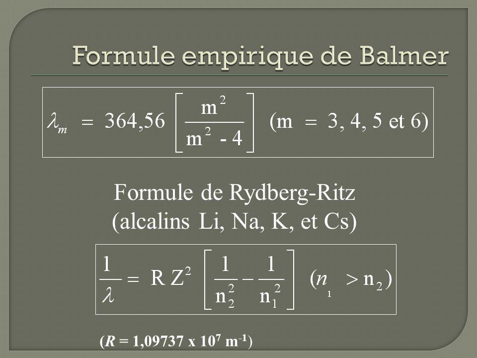 1913 – Le physicien Anglais E.