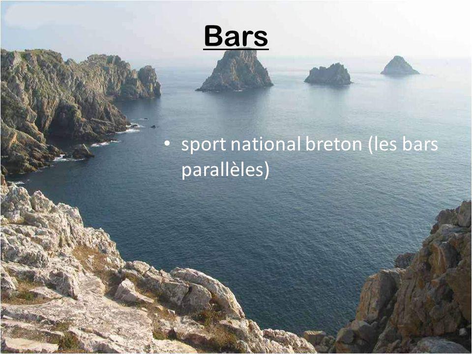 Bars sport national breton (les bars parallèles)