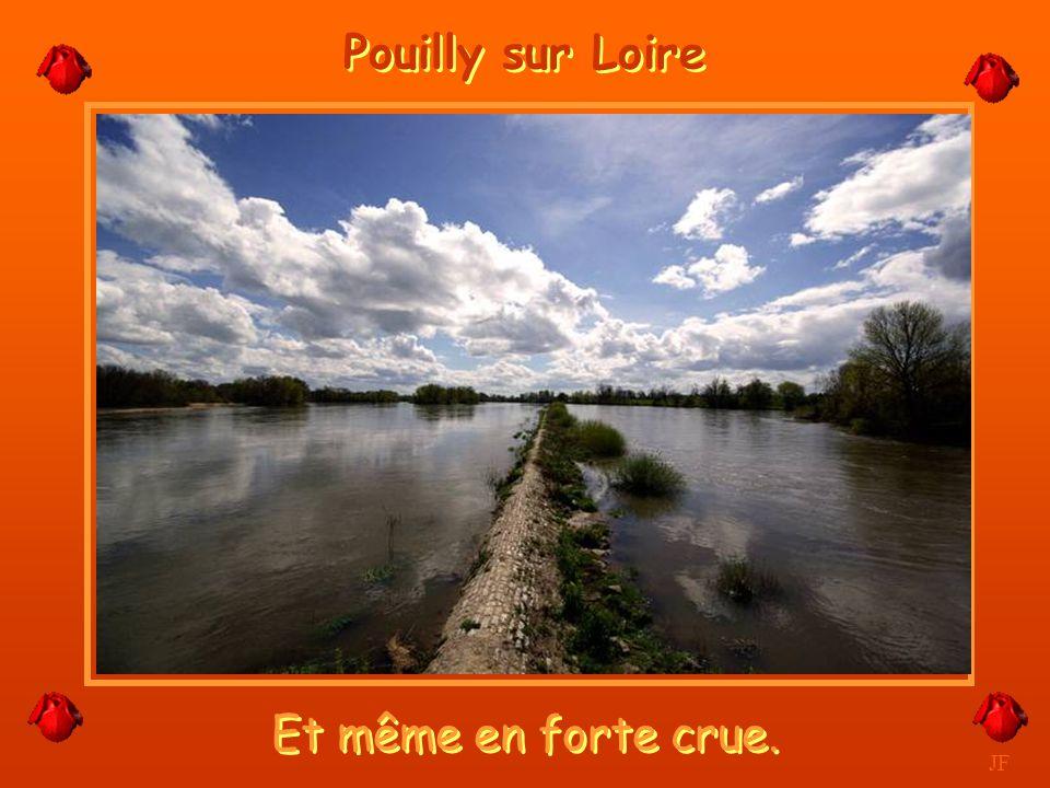 Elle peut être dangereuse aussi ! JF La Charité sur Loire