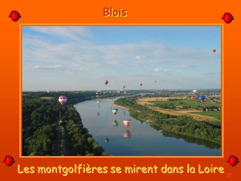 Elle grandit, sélargie. JF Blois