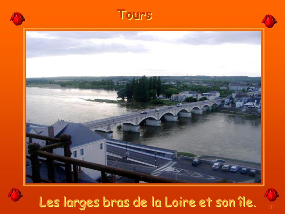Un gréement dautres temps en Loire JF Tours