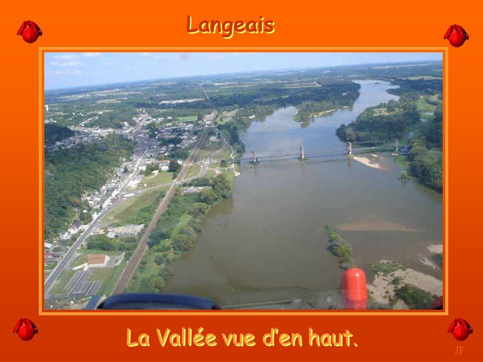 La Loire et ses remous. JF Tours