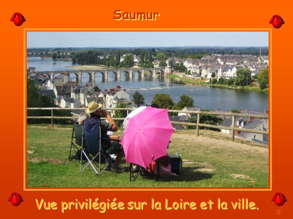 Entre Loire et vignobles. JF Saumur