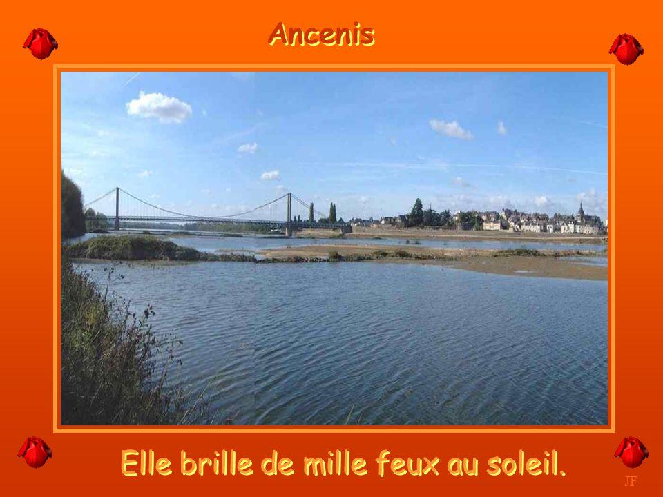 La Batellerie à quai, le souvenir dantan. JF Montjean sur Loire