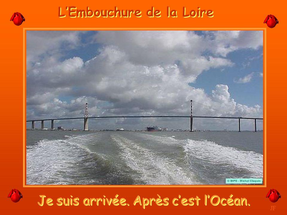 Départ du Fantasia, les Adieux à la Loire. JF Saint Nazaire