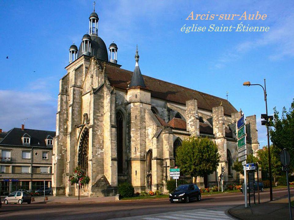 Chapelle-Vallon léglise