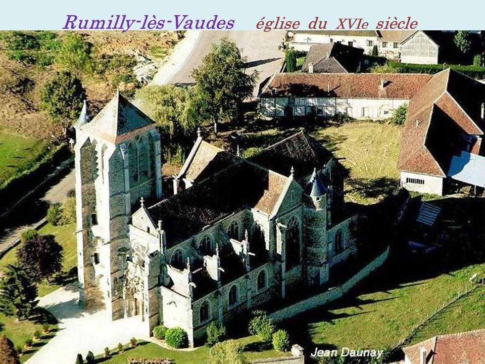 . Bar-sur-Seine église Notre-Dame du chêne