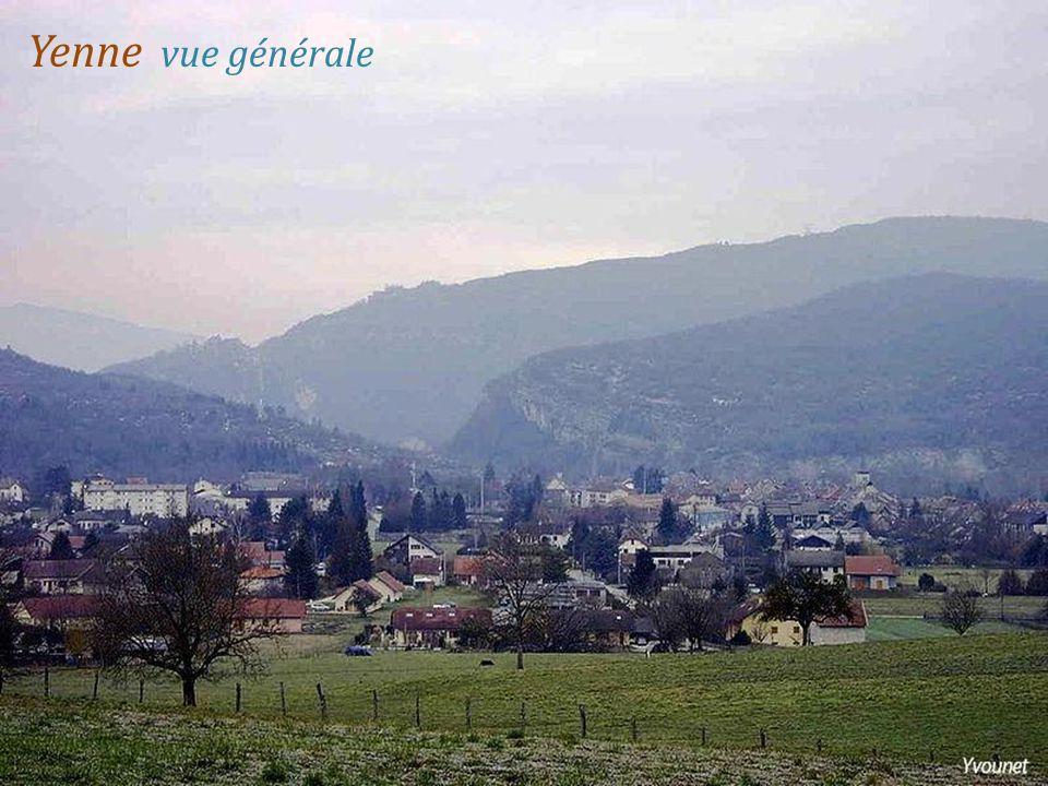 Saint-Jean-de-Chevelu château de la Forest