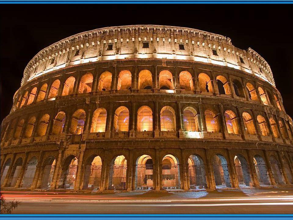 Lintérieur du Colisée