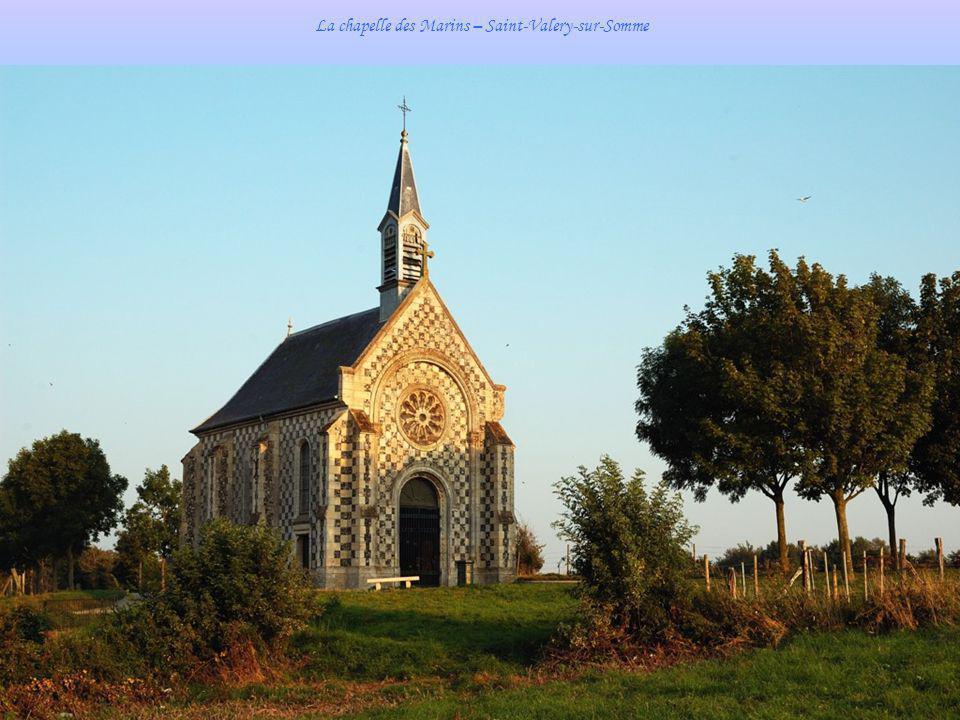 Maison de la Baie de Somme et de lOiseau ; entre Cayeux et Saint-Valery