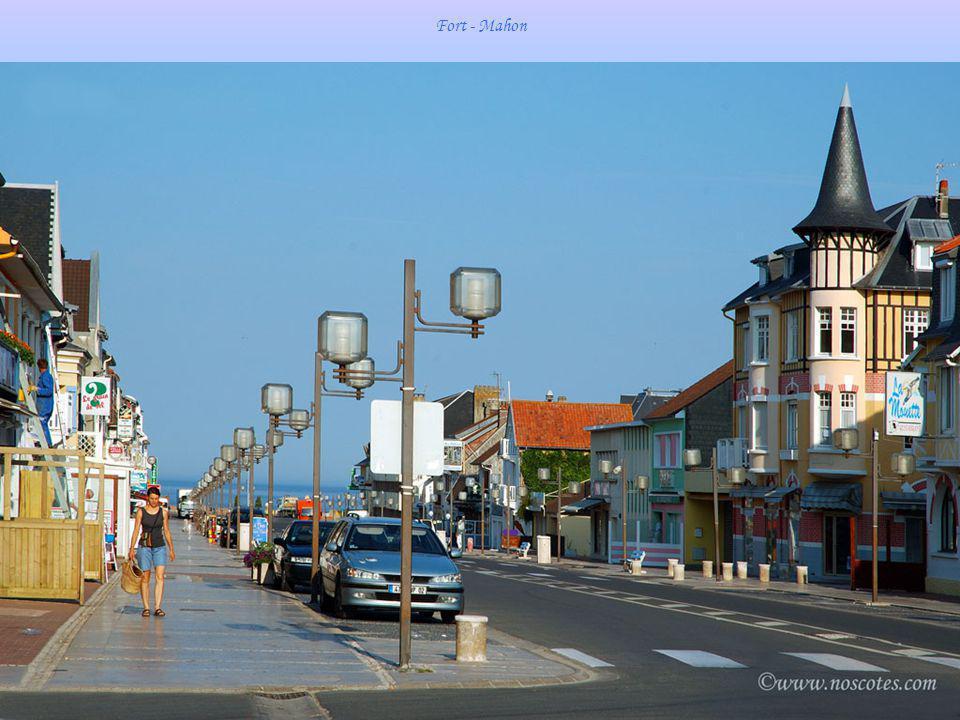 Le port de plaisance de Saint-Valery