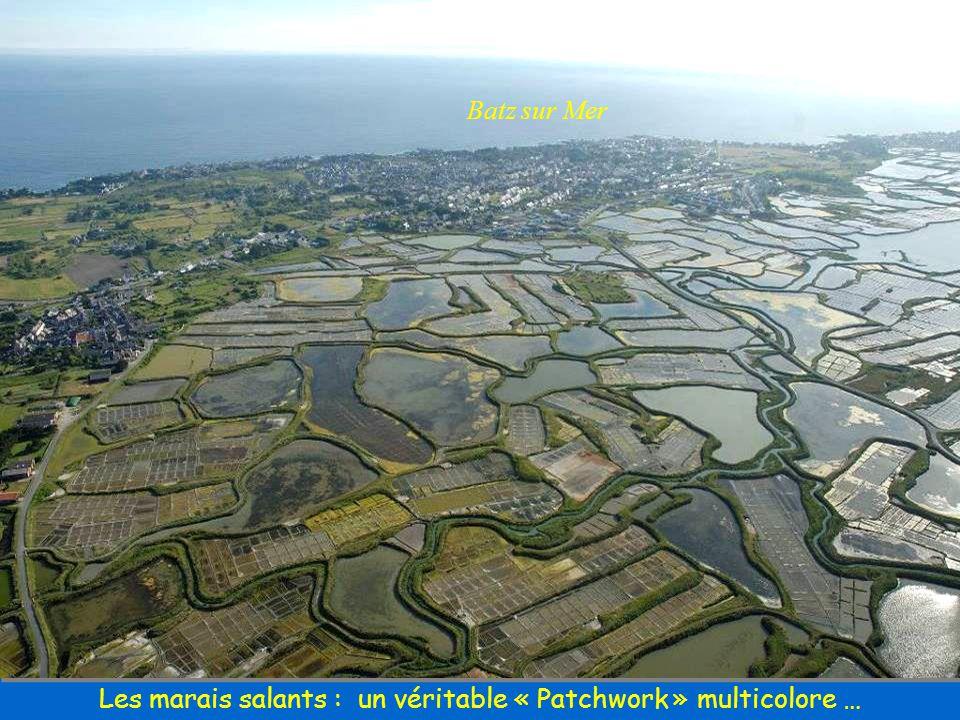 La rade du Croisic Les Marais Salants sont présents sur la presquile depuis le 9 e siècle…