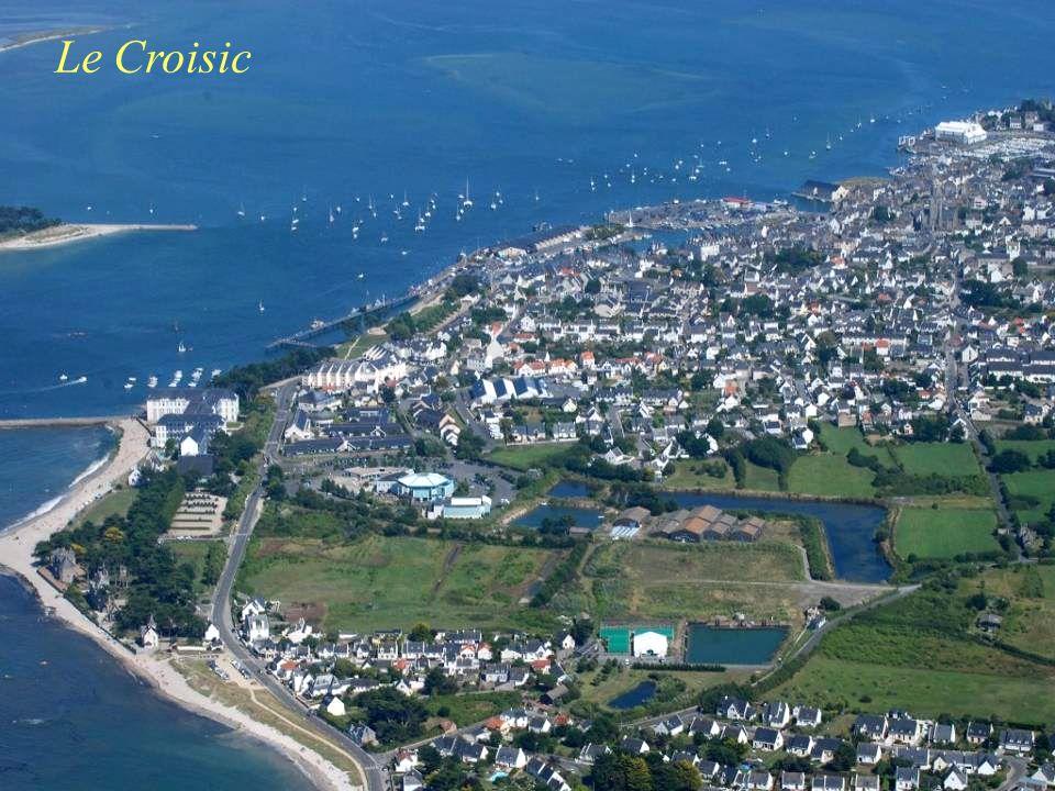 Le Croisic Plage de Port Lin