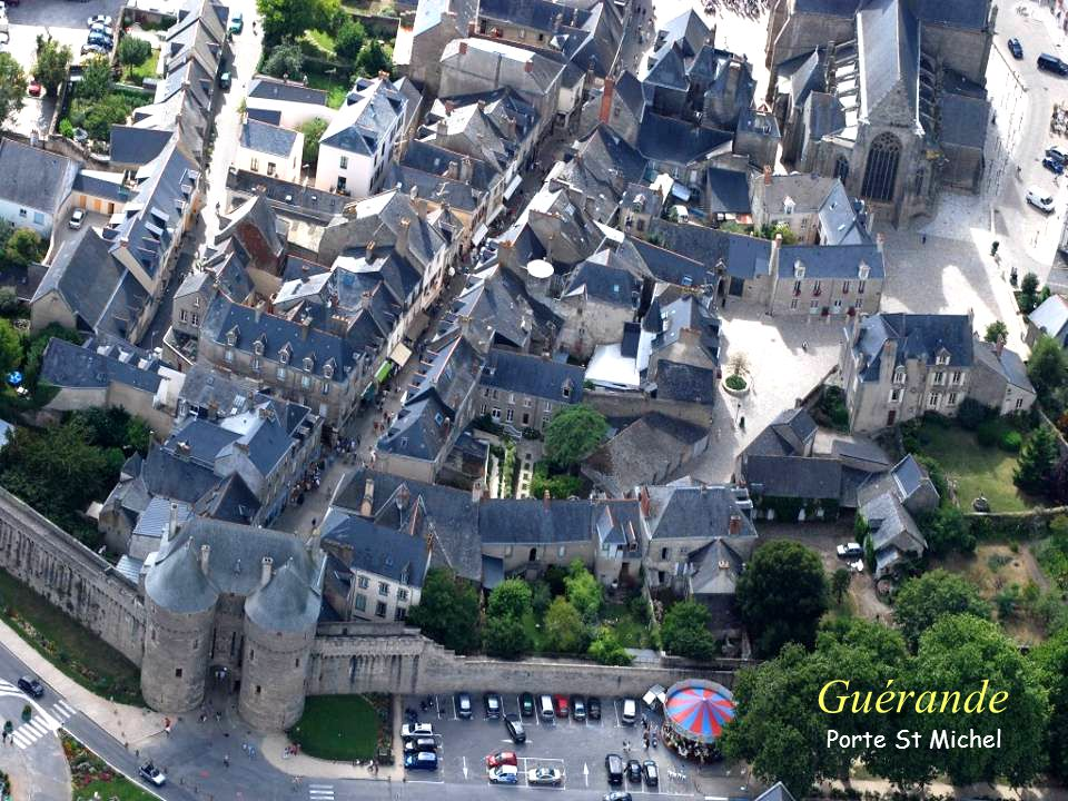 Guérande La Collégiale