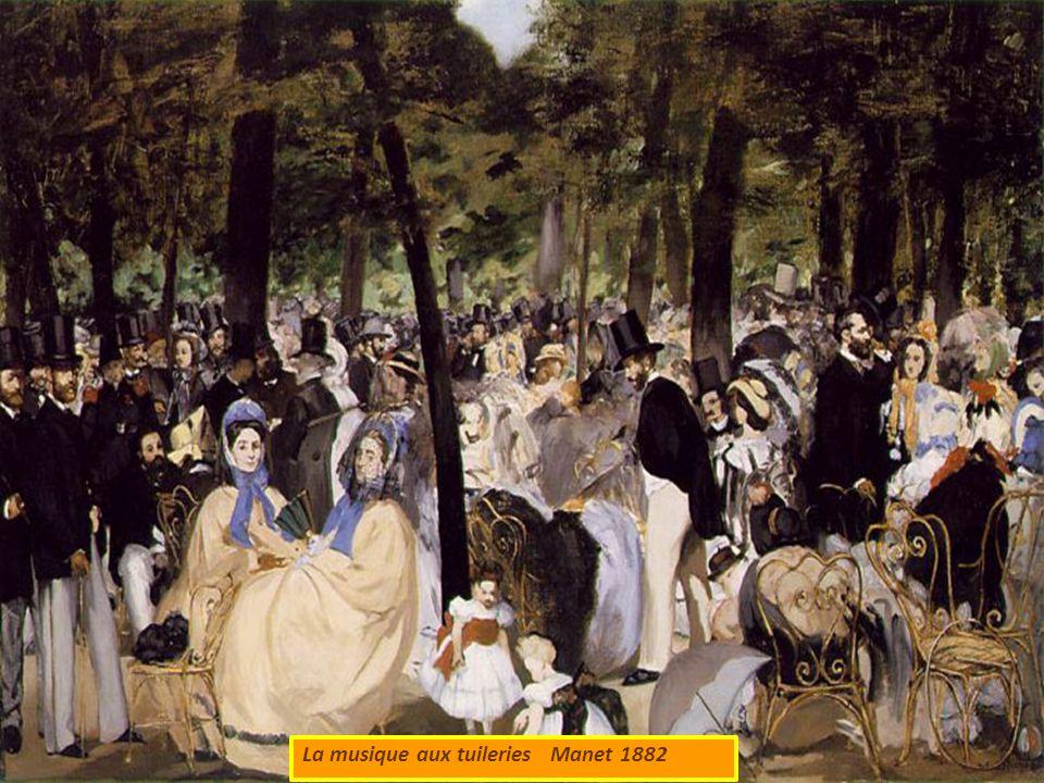 Rue de la Bavolle Honfleur Monet 1864