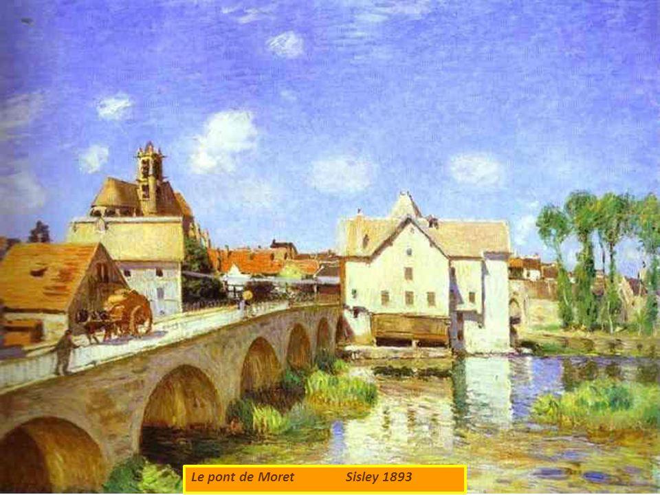 La grenouillère Monet 1869