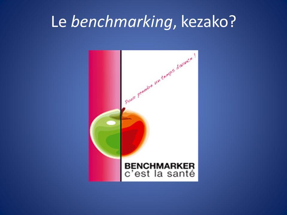 Le benchmarking, kezako?