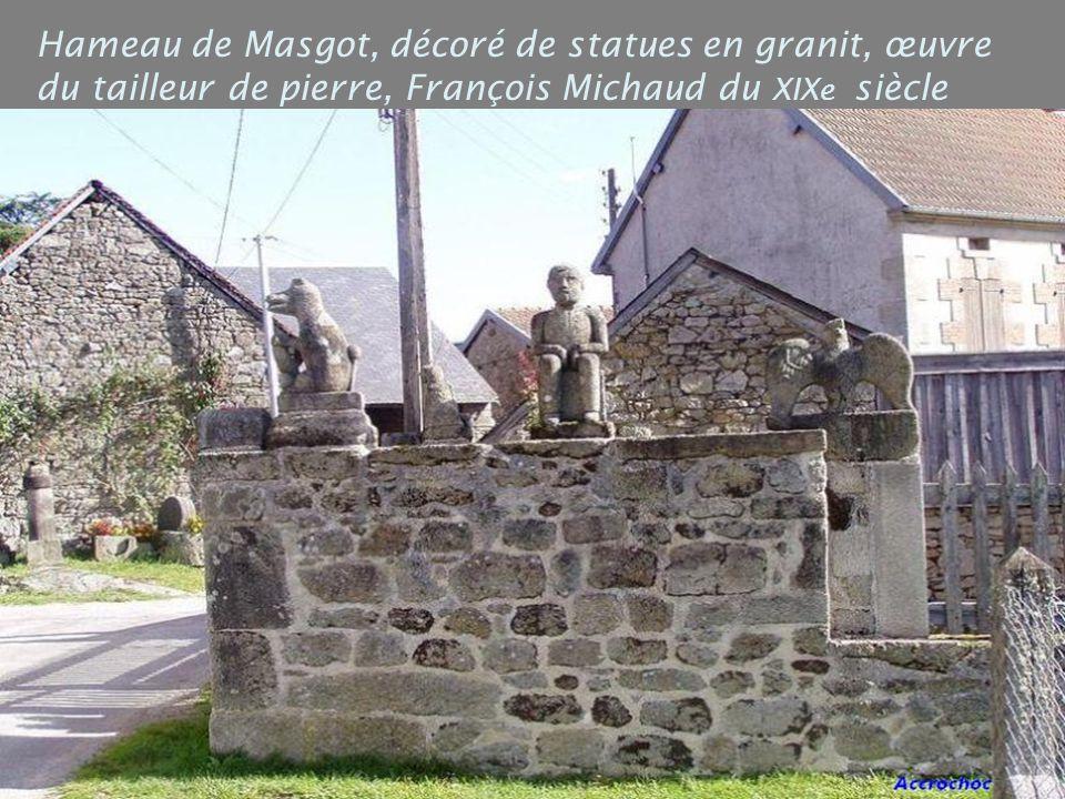 Fransèches le réparateur de vélos vers 1911 Petite vue du village