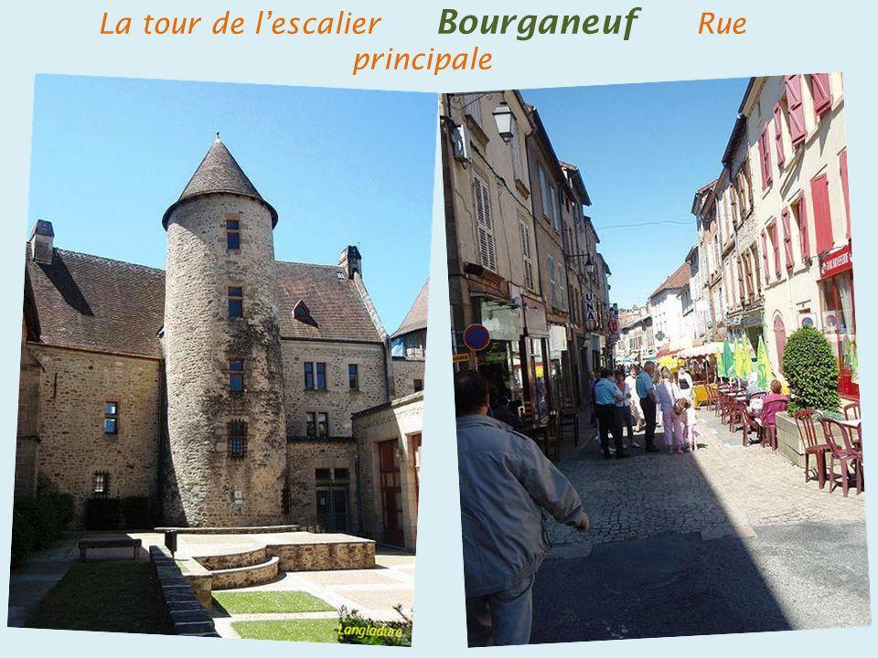 Pontarion le château du XVe siècle