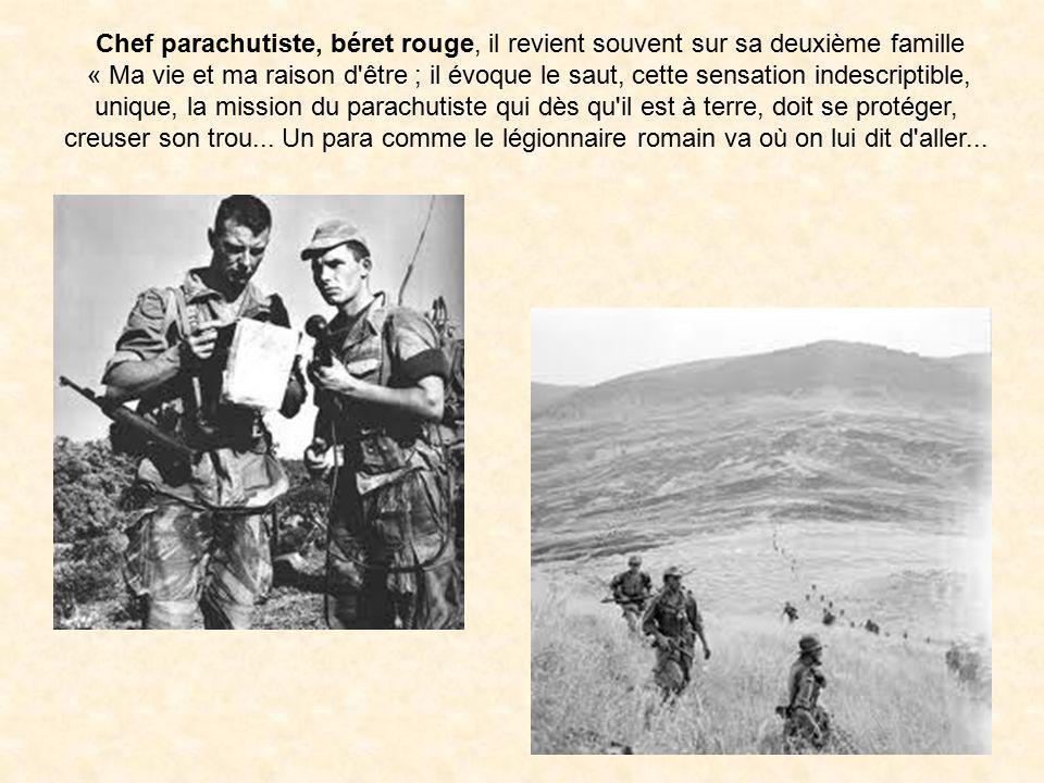 Il rend hommage au talent militaire de Giap et quand il retournera au Viet Nam, il dialoguera à Diên Biên Phu avec le colonel Viet Minh, Pham Xuan Phu