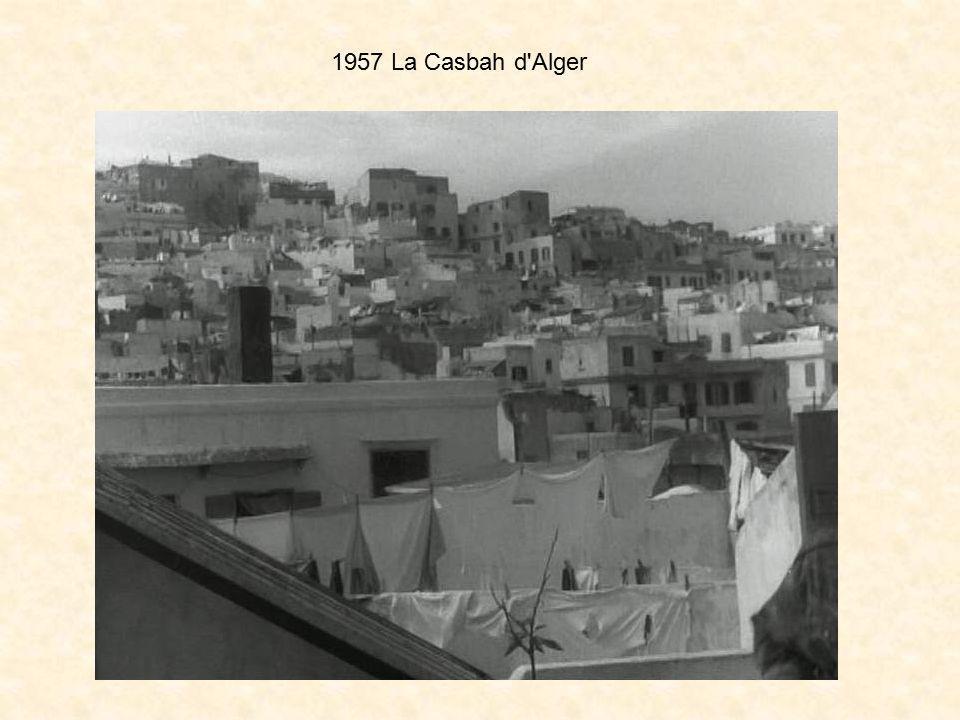 Une division de quelque 10 000 hommes ne représente pas grand-chose, répartie sur une agglomération comme celle d'Alger. Il fallait maintenir un contr