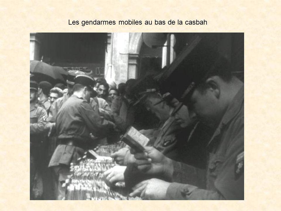 La musique des Zouaves dans la casbah