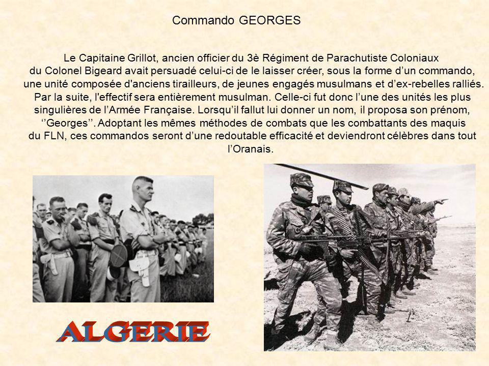 Le souvenir du Commando Georges, par son porte drapeau, est toujours perpétré dans les commémorations et les cérémonies officielles afin que ne soit p