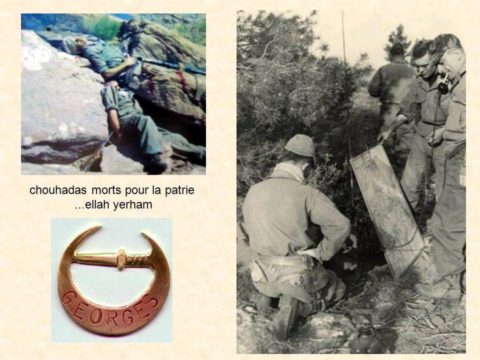 Au sein de Katibas, cest ainsi quils appelaient leurs compagnies, européens et musulmans combattaient pour le même idéal commun de lAlgérie Française,