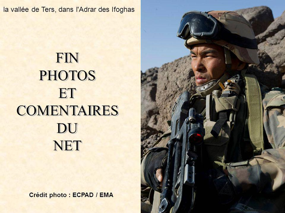 Les 20 et 21 mars 2013, le général darmée Ract Madoux, chef détat-major de larmée de Terre (CEMAT) sest rendu auprès des militaires engagés dans lopér