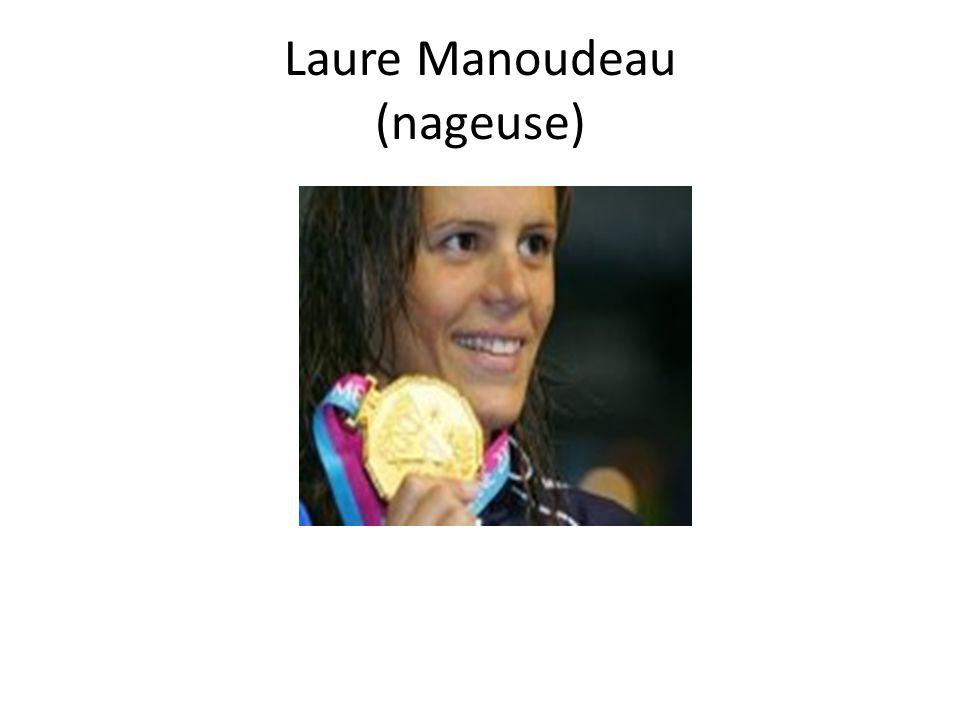 Laure Manoudeau (nageuse)