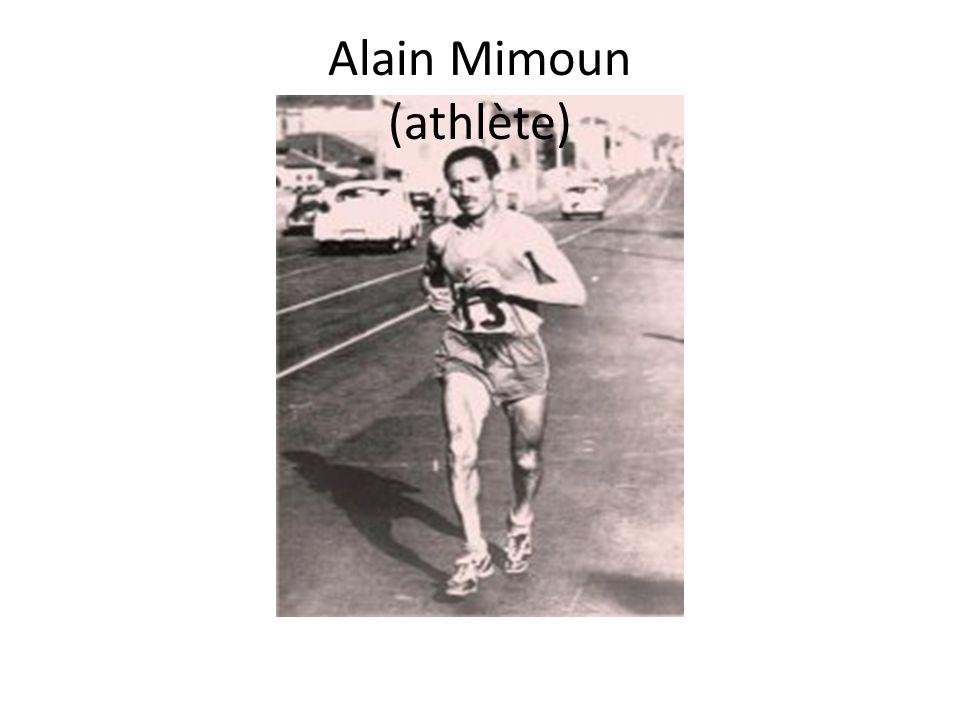 Alain Mimoun (athlète)