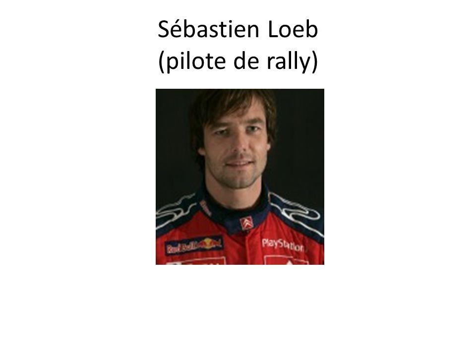 Sébastien Loeb (pilote de rally)