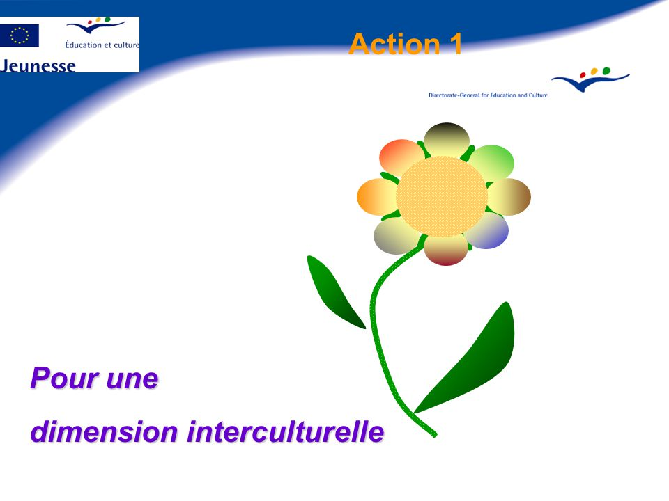 Action 1 Pour une dimension interculturelle