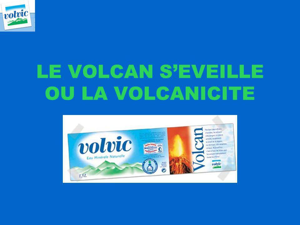 LE VOLCAN SEVEILLE OU LA VOLCANICITE