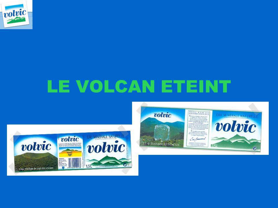 LE VOLCAN ETEINT