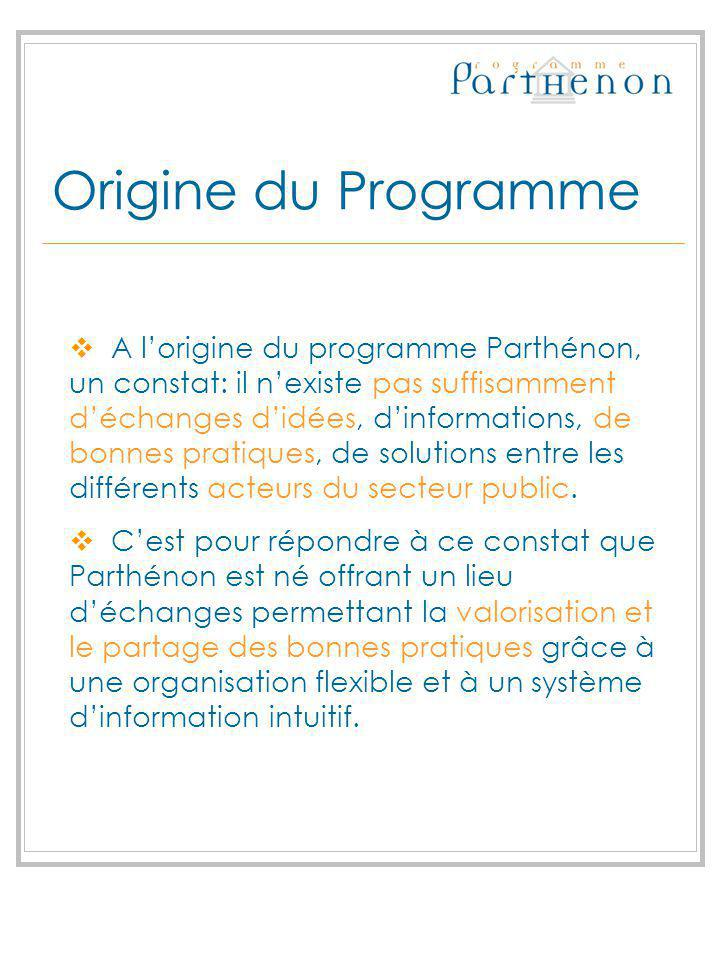 « Call to action… » 13, rue de Phalsbourg 75017 PARIS infos@programme-parthenon.org