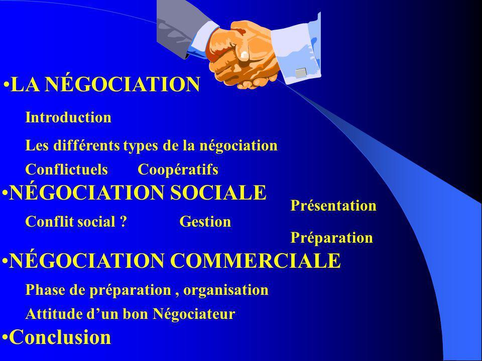 LA NÉGOCIATION lart du compromis Promotion 2001-2002 Souleiman AHMED BOULALE Maëlen RADUFE François DA SILVA Cuciphy@crphybx1.u-bordeaux.fr