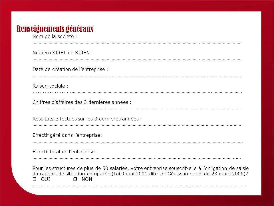 Femmes économiques de Provence Alpes Côte dAzur Renseignements spécifiques Votre parcours professionnel : ………..…………………………………………………………………………………………………………………………………………………..