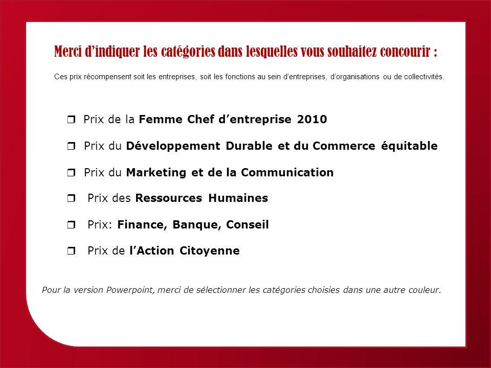 Femmes économiques de Provence Alpes Côte dAzur Renseignements spécifiques Merci de bien détailler et dargumenter les projet(s) sur lequel(s) vous candidatez: …………………………………………………………………………….....………………………………………………………………………....