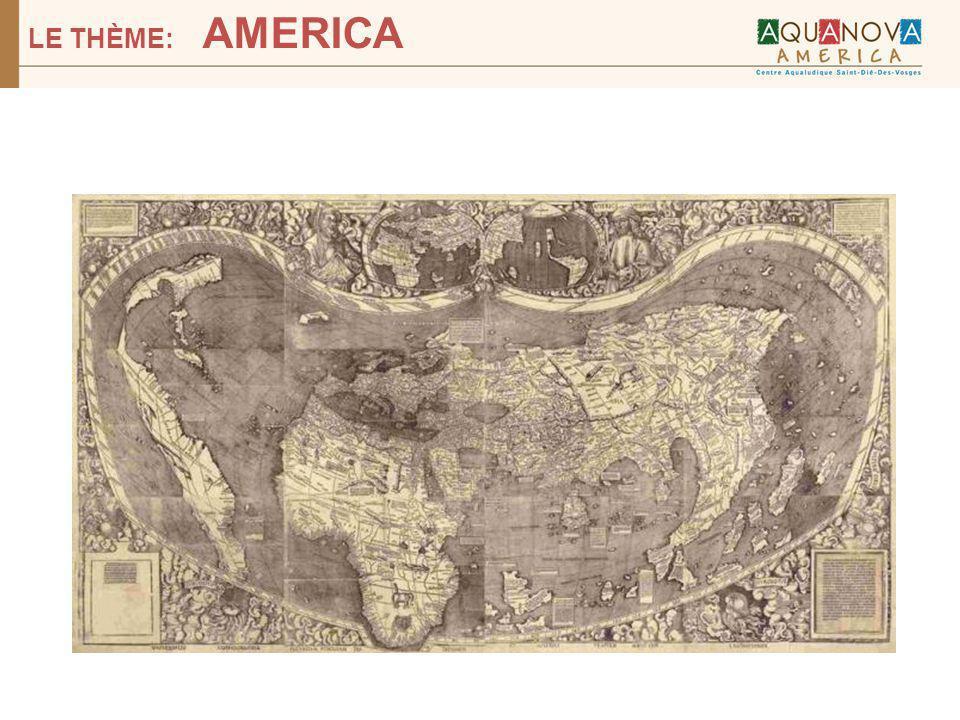 LE THÈME: AMERICA