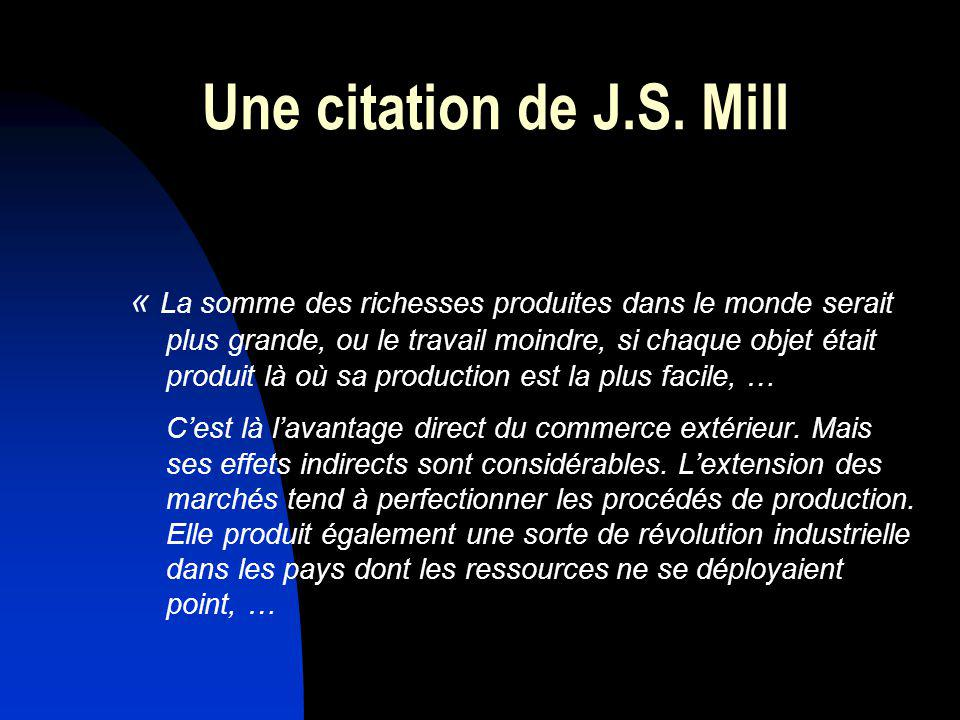 Une citation de J.S.