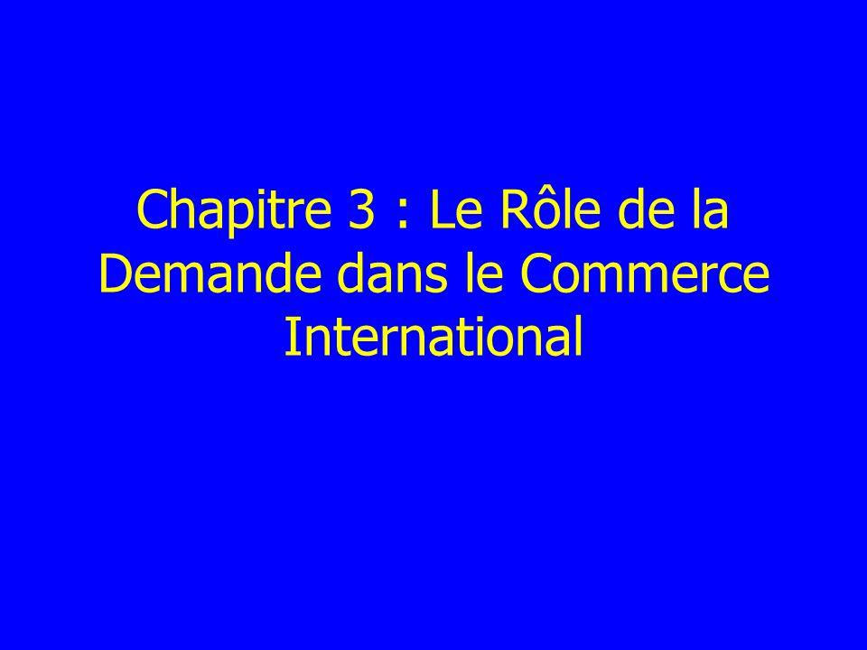 Introduction : les préférences de la nation Supposons une situation 1 où la communauté dispose de 2A et 5R et une situation 2 avec 6A et 3R.